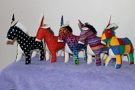 random donkeys
